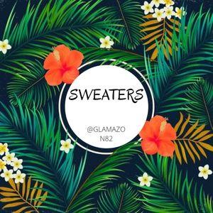 Sweaters - All Sweaters - Heavy & Lightweight